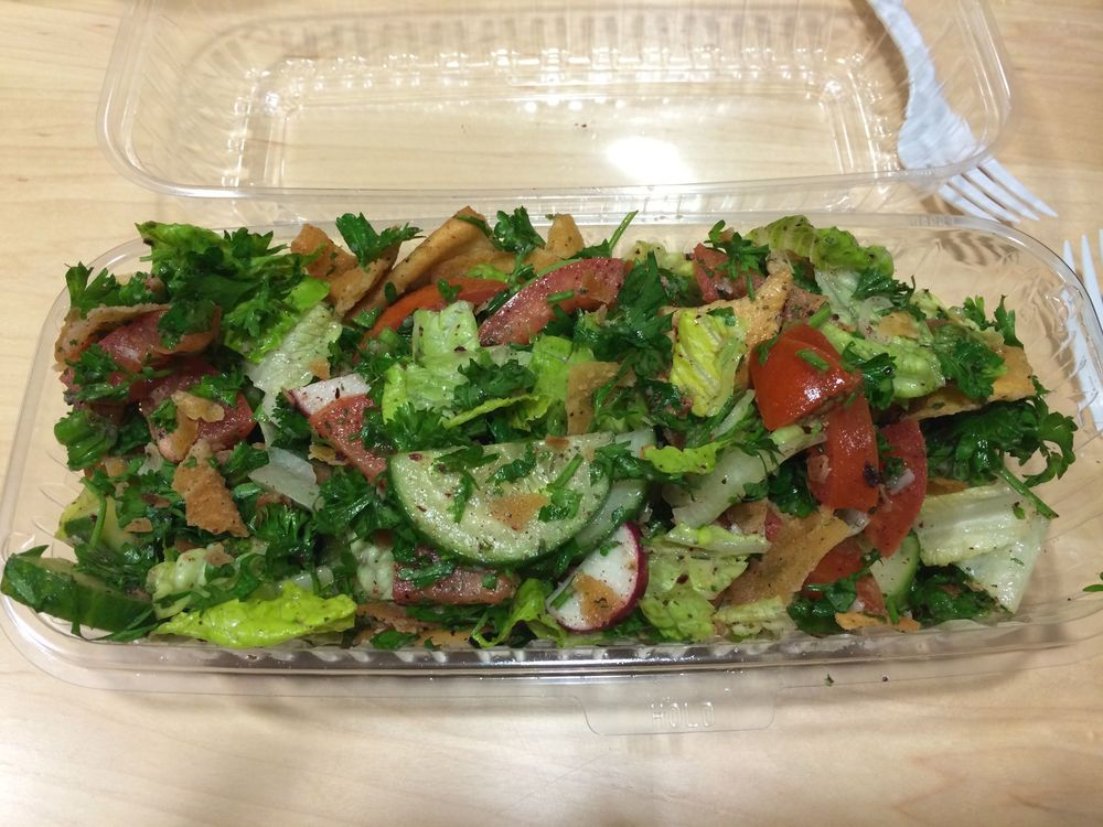 Fattoush salad, Daddy's Place