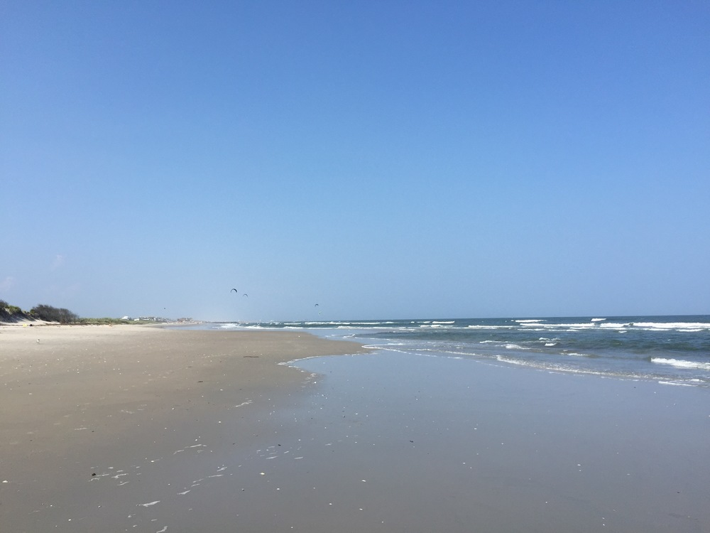 Corson's Inlet, New Jersey: The ocean is the most iconic example of change's constancy.