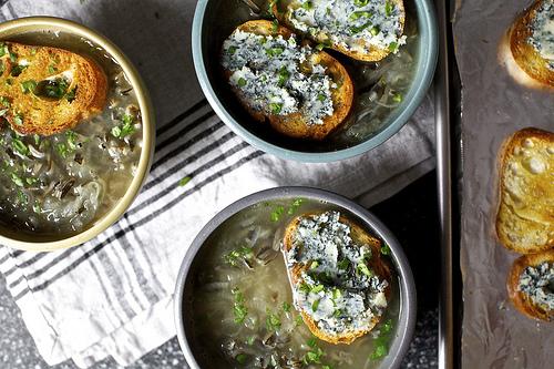 Wild Rice And Vidalia Onion Soup Smitten Kitchen