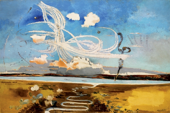 Battle of Britain, Paul Nash