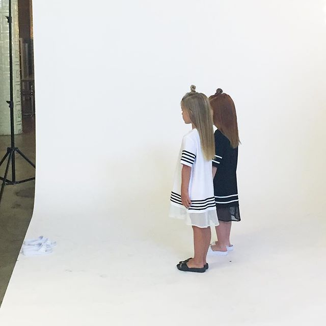 These two 🙌🏻 never stop amaze us.  #bts #omamimini #ss18 #kidsfashion