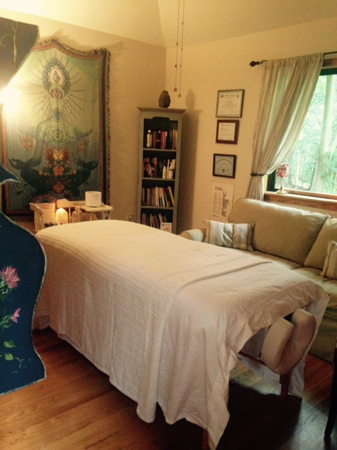 Polarity Therapy Room