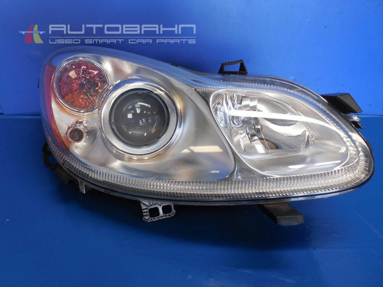 Lights Lenses Autobahn Used Smart 451 Parts