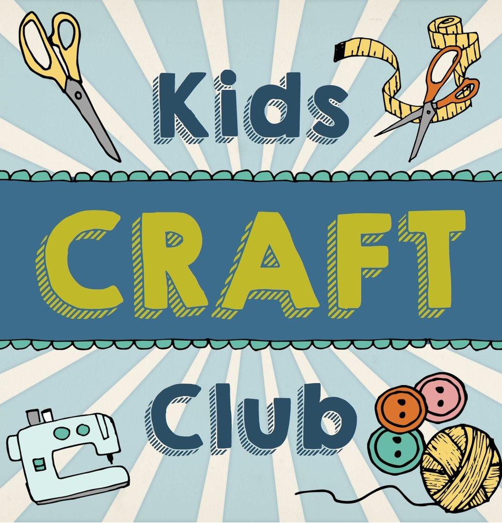 Kids Craft Club Fiber Vine