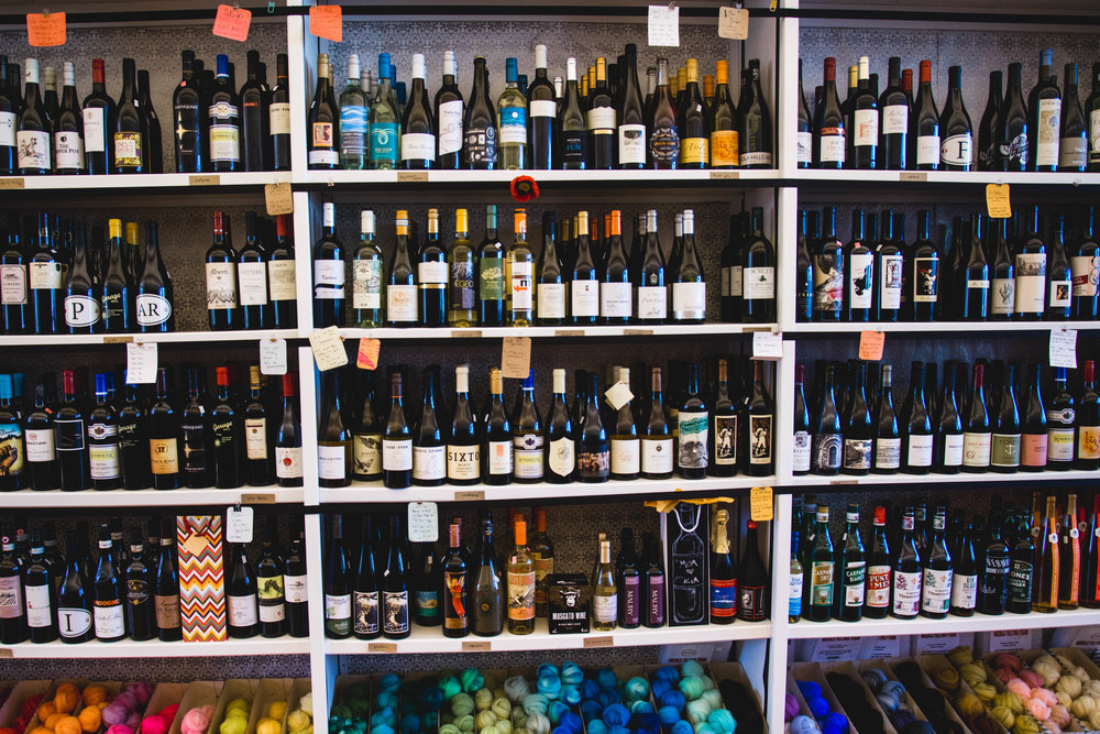 Wines you won't find in the grocery store