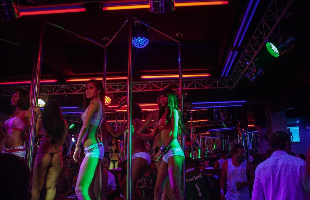 Pattaya the land of sex - GoGo club