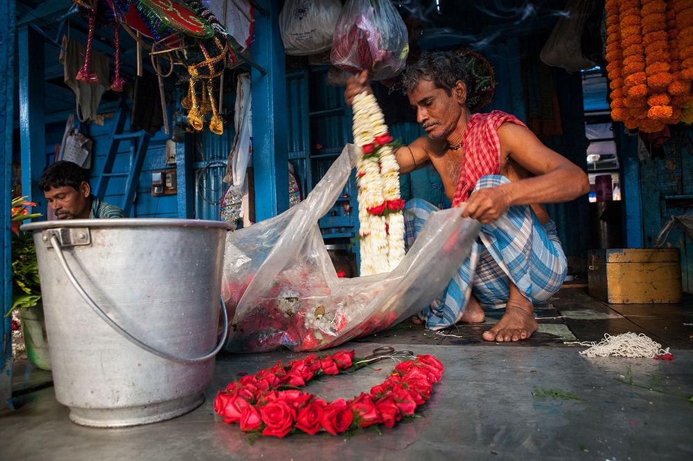 Flower market Howrah05.jpg