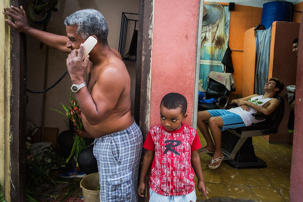Habana street photography. Habana-Cuba