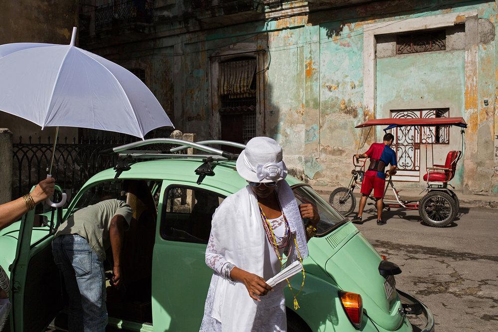 The streets of the Habana- Cuba