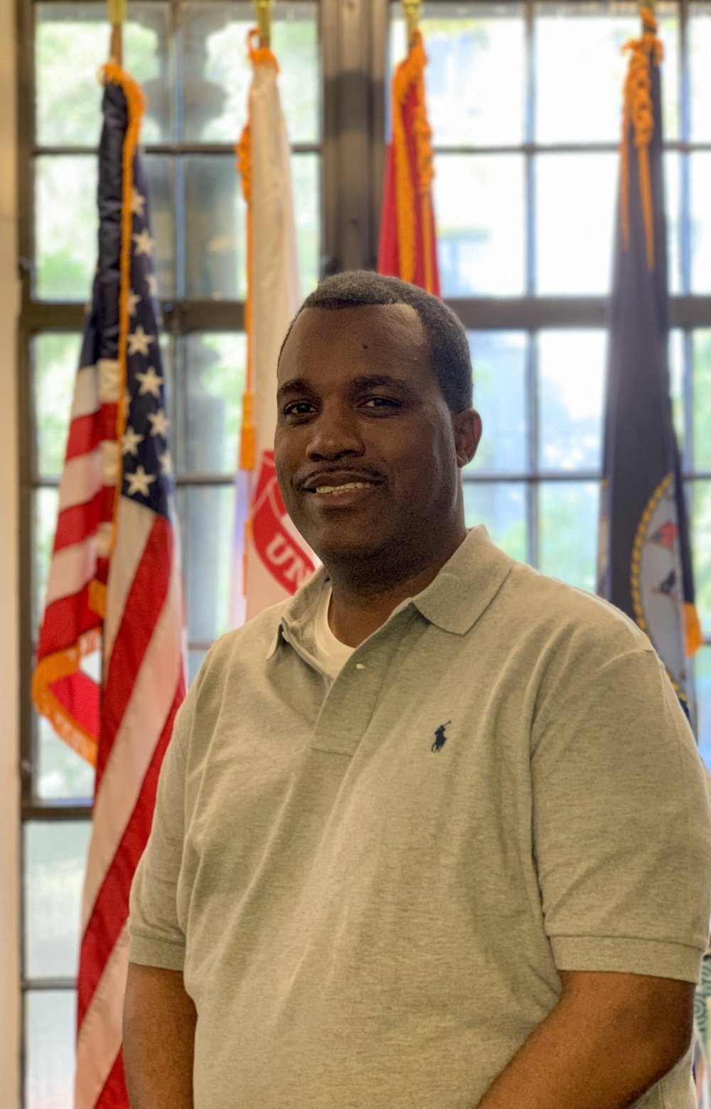 "Purvis Gills Public Affairs Officer    United States Navy 1991 - 1999    Hometown: Houston, TX    Major: Political Science   ""I joined the United States Navy after high school and served as a Disbursing Clerk. My time in the service has afforded me many opportunities and has helped me become the person I am today. The skills and lessons learned in the Navy have helped me to be successful in life outside of the military. My deployments to other countries not only gave me the opportunity to see the world but also to understand different viewpoints and cultures.  Today, I stand before you a proud veteran, husband, father, and a Cal Berkeley student. During my time in service, I learned the importance of teamwork and that I always have more to give. The military showed me that my commitment to service didn't stop after being discharged from the military. The Cal veterans group allows me to continue to serve. I look forward to building on the hard work and sacrifices of the Cal veterans that came before me by fostering positive community relationships"""