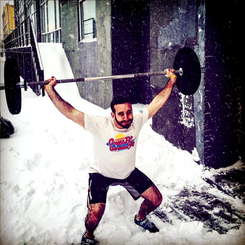 JonathanSussman -Crossfit Athlete