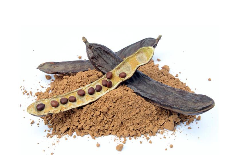 Metabrew has a little carob powder for that nutty, chocolatey flavor.