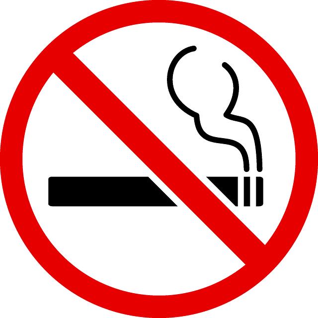 No smoking allowed inside bingo bonanza