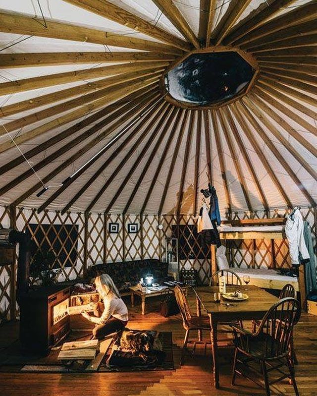 So many great #auctionitems coming up for bid at our event #ColonialCampfire @cushnoc_brewing annex Saturday night! Here's just a few experiences to fight over—Maine Forrest Yurts, Maine YogaFest, Waterfront Concerts, Coastal Maine Botanical Gardens and Acadia Mountain Guides!! Must be in attendance to bid! #soldtothehighestbidder #silentauction #maine #supporttthearts #historictheater #renovation #downtownaugustamaine