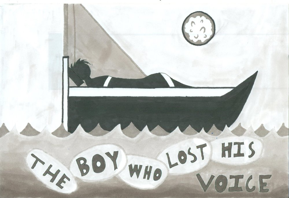 THE BOY WHO LOST HIS VOICE