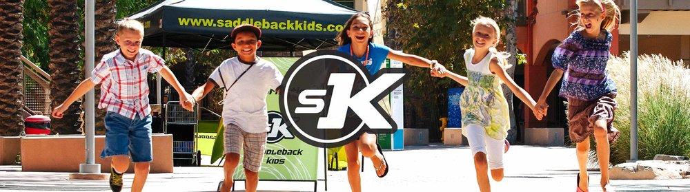 Saddleback Kids