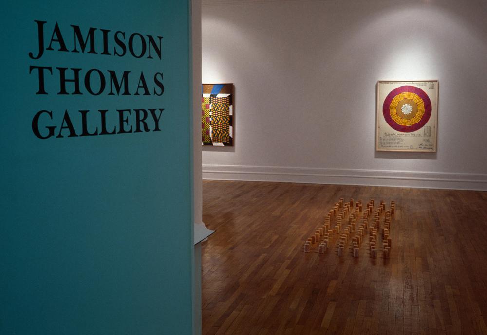 Jamison Thomas GalleryNYC 1991 -