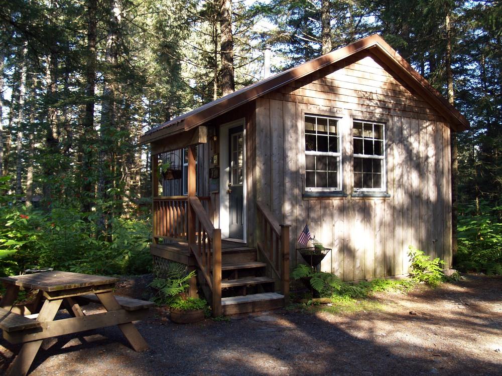 Exit Glacier Cabin Sleeps 4