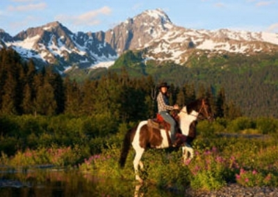 Seward Horseback Rides