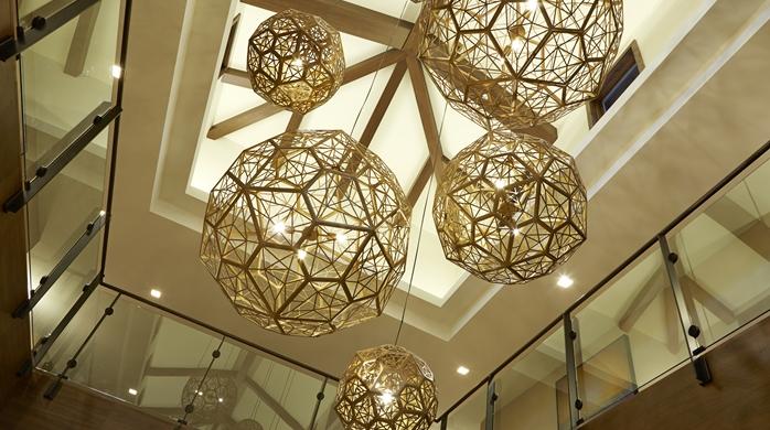 Lobby Pendants