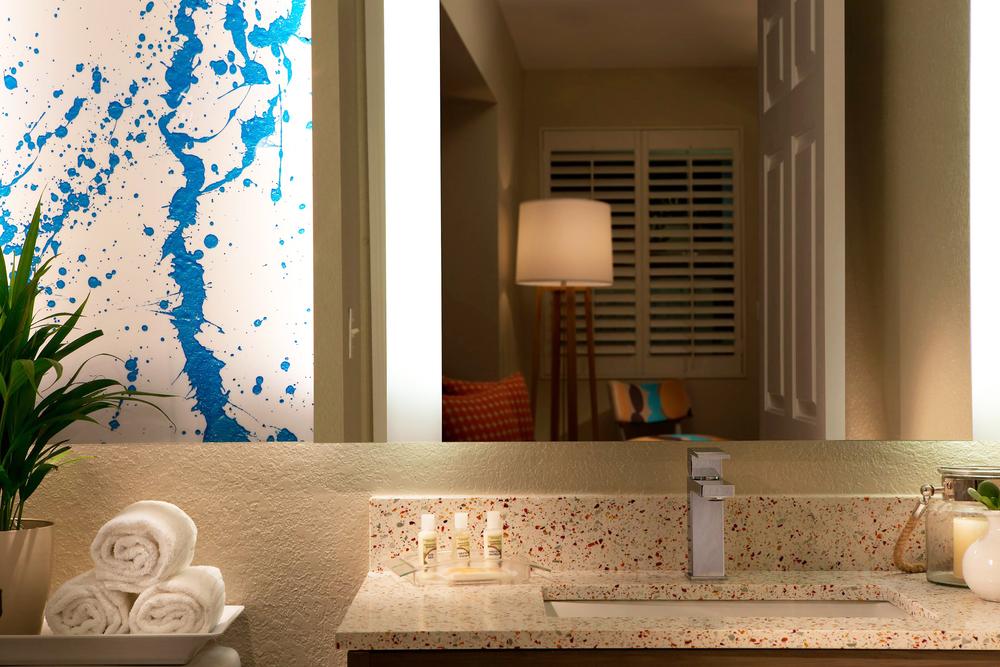 Guestroom; Bathroom