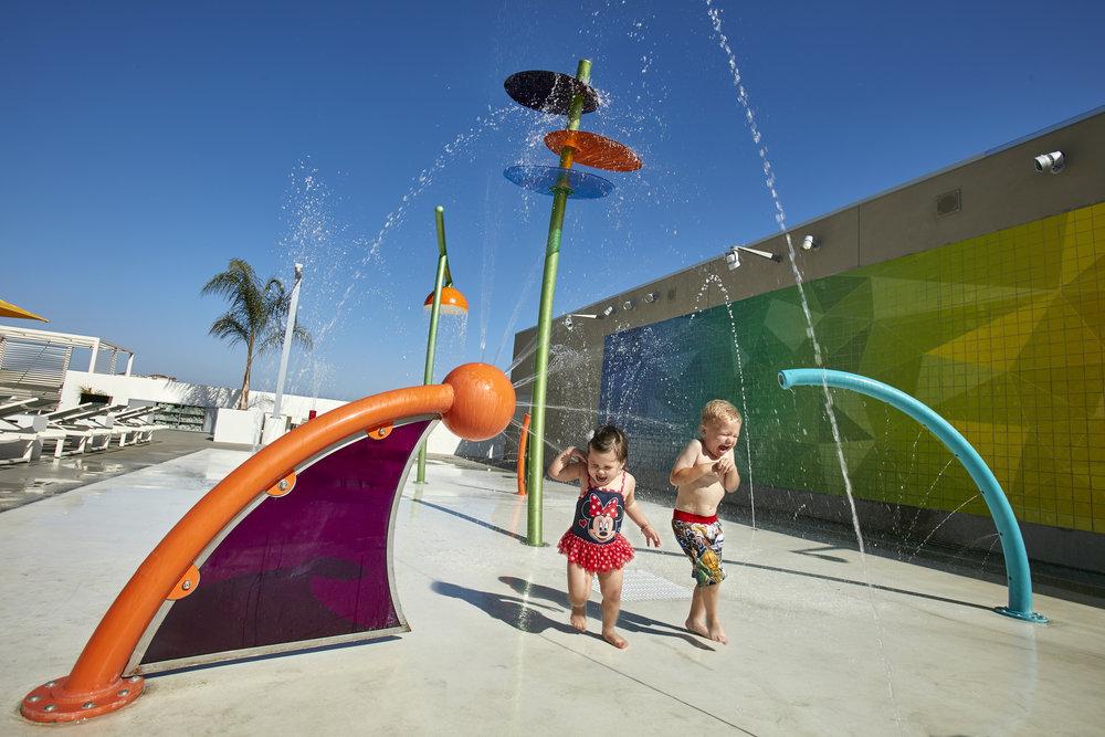 Kid's Waterpark