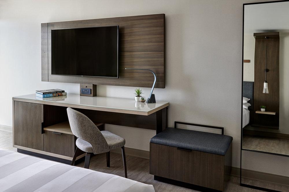 2018 Model Room  Guestroom