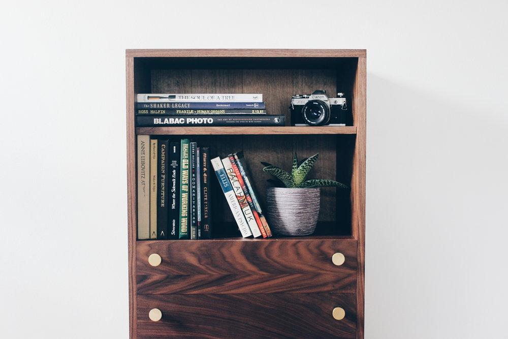 Jantz Bookcase
