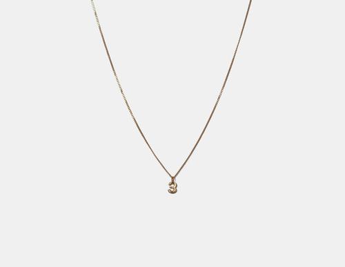 Hirondelle number necklace 3 hpf christopher hirondelle number necklace 3 mozeypictures Images