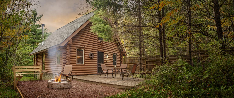 log cabin candlewood