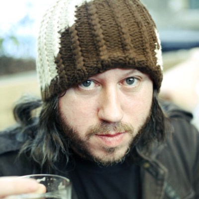 Badly Drawn Boy: Singer, songwriter, practitioner of correct hyphenation.
