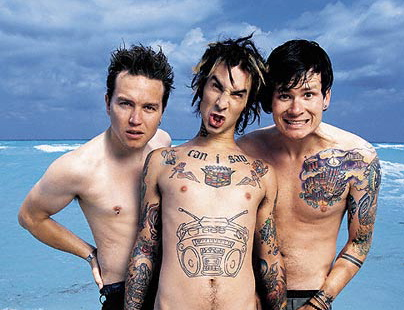 Blink-182: ahh, the memories.