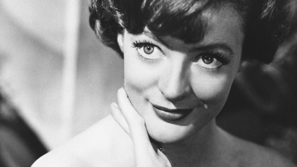 Maggie Smith in the 1960s . . .