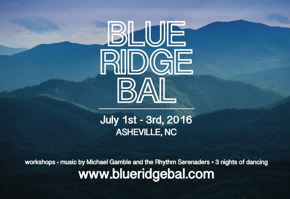 Blue Ridge Bal Flyer