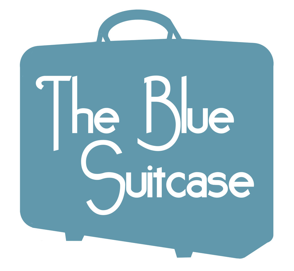 Blue Suitcase Logo