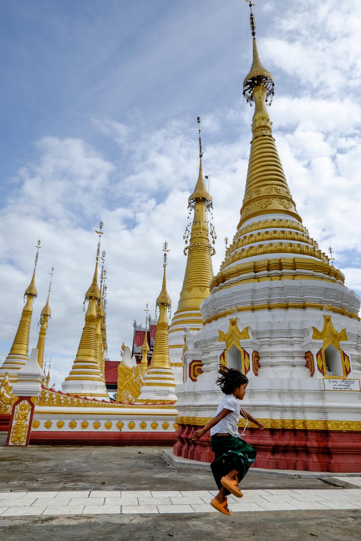 Inle Lake - Nyaung Shwe