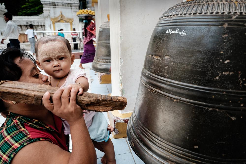 Mandalay - Mahamuni Paya