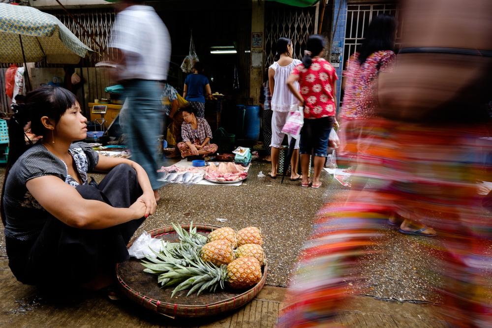 Yangon - China Town