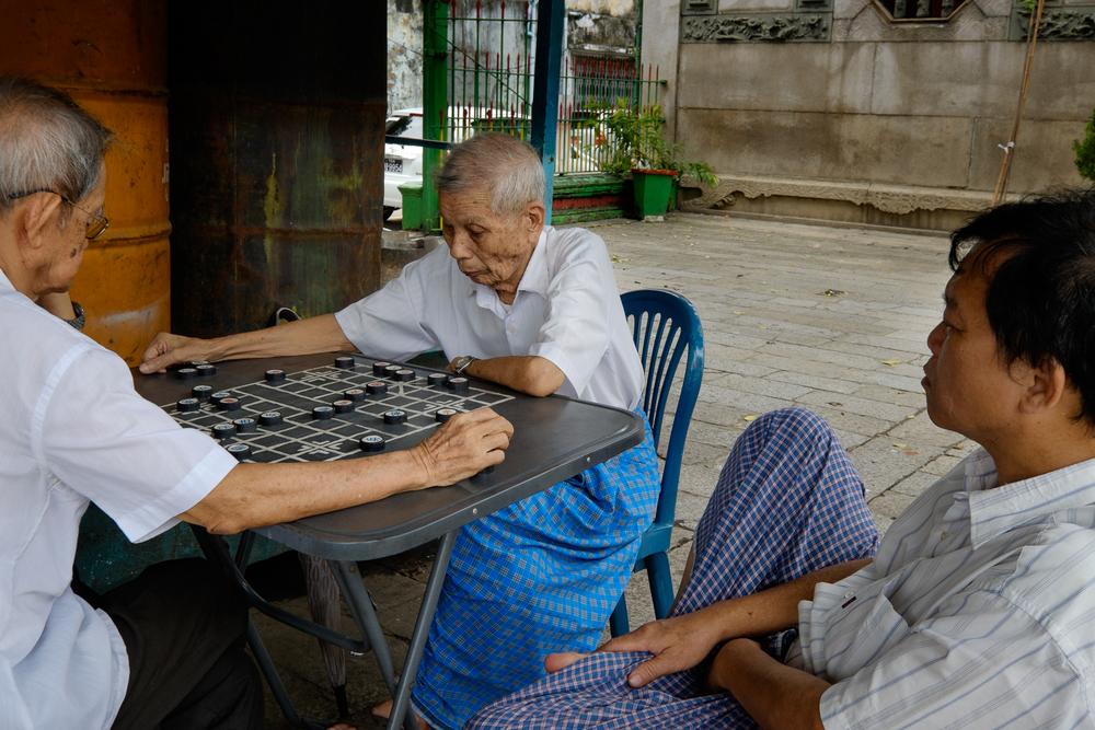 Yangon - Kheng Hock Keong Temple