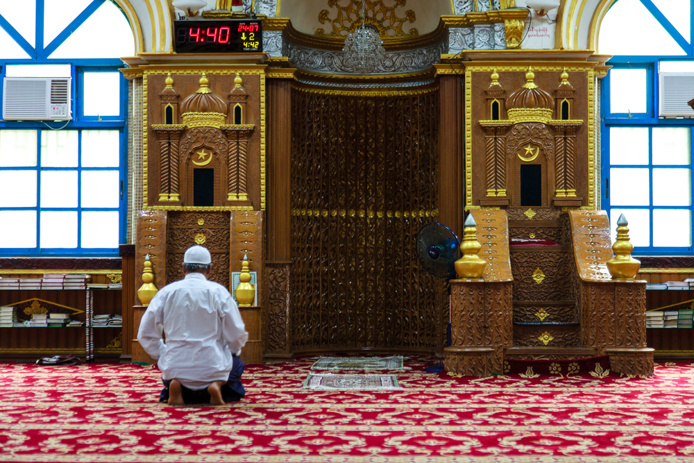 Yangon - Bengali Sunni Jameh Mosque