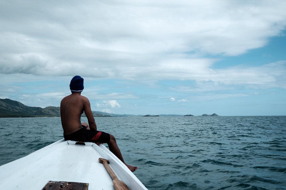 Um passeio de barco pelas inúmeras ilhas