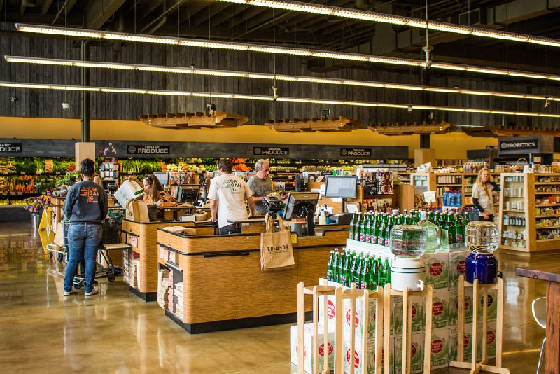 BEST PLACE TO SPEND MONEY:   EREWHON