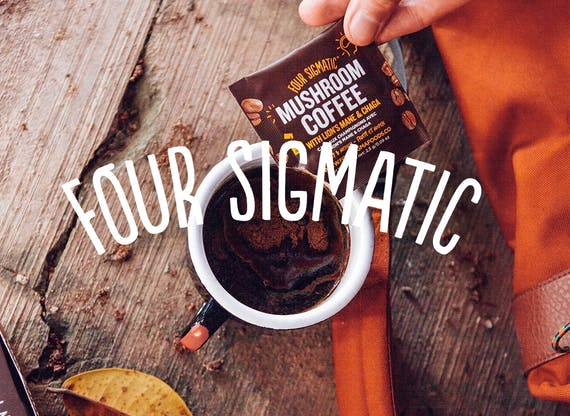 Four Sigmatic - promo code: TSR