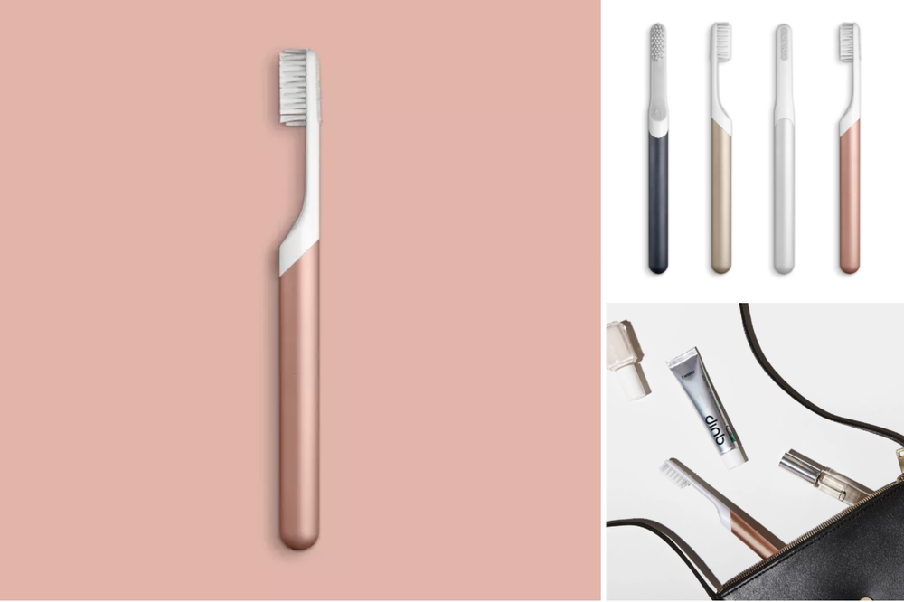 QUIP - free refill when you order a toothbrush