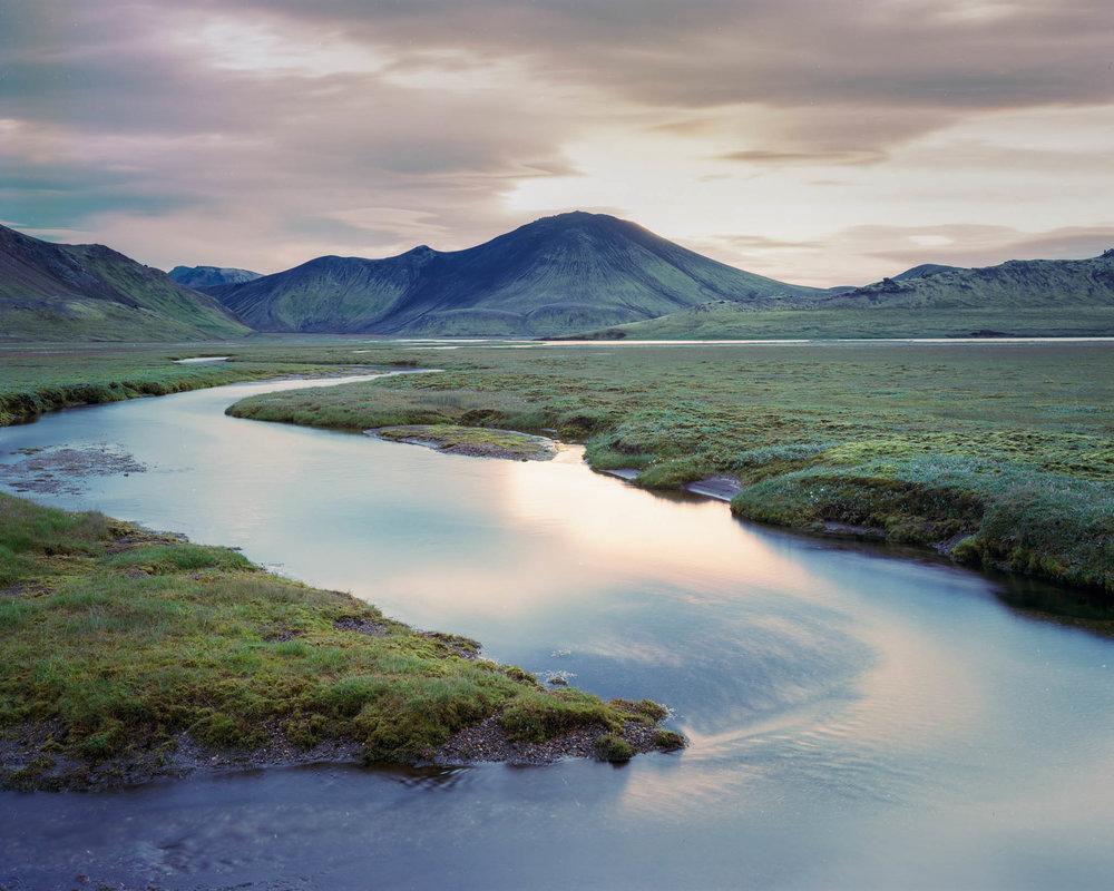 Landmannalaugar Z Stream