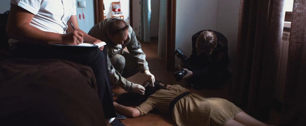 """""""我的杀人犯"""" - 俄罗斯 MY MURDERER - RUSSIA    金球奖官方提交最佳外语电影奖"""