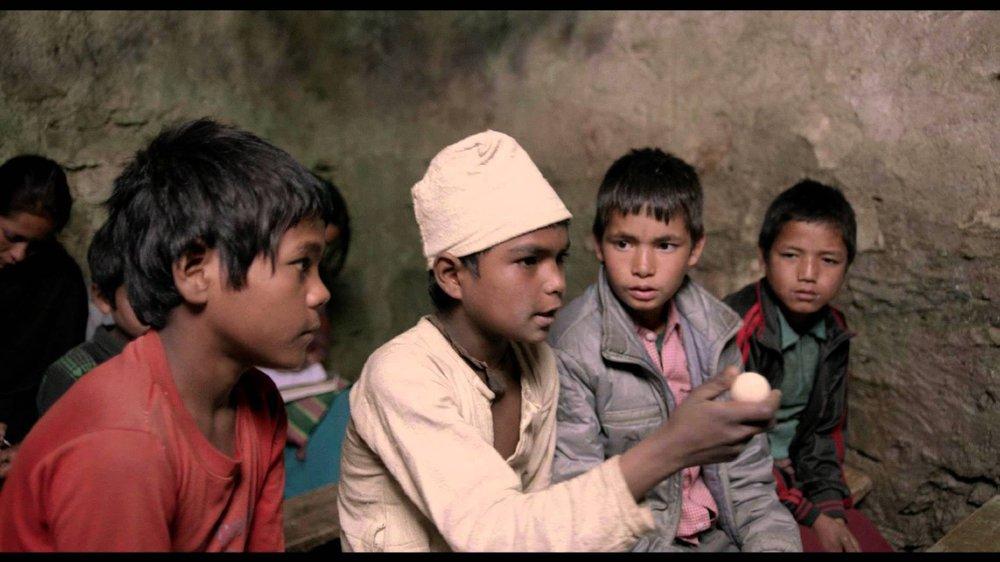 THE BLACK HEN - NEPAL