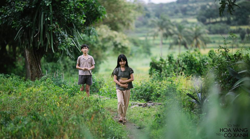 YELLOW FLOWERS  on the GREEN GRASS - VIETNAM Official Oscars Submission for Foreign Language Film Award Official Golden Globe Submission for Best Foreign Language Film Award