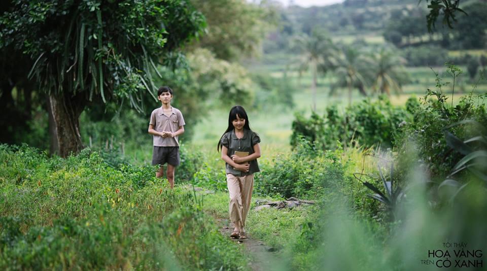 Желтые цветы на зеленой траве - Вьетнам   Официальное представление на Оскар в номинации Фильм на иностранном языке  Официальное представление на Золотой глобус в номинации Фильм на иностранном языке