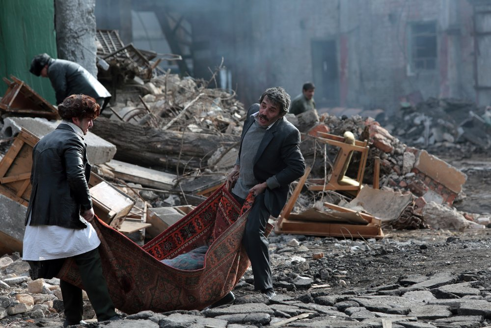 EARTHQUAKE - ARMENIA Official Golden Globe Submission for Best Foreign Language Film Award